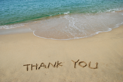 Thank you! from Wix.com