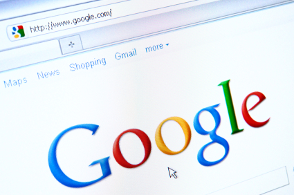 Getting Google to notice your website