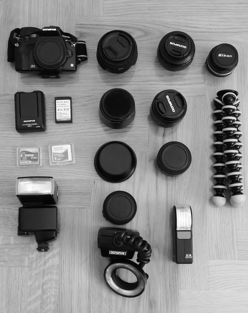What to pack to a photo shoot