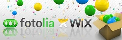 New Fotolia photos available on the Wix editor
