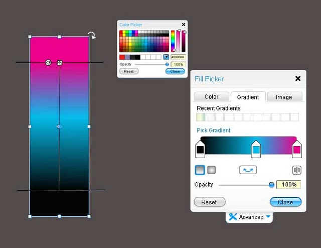 Wix Color Picker 101