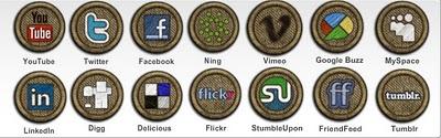 Social Nature Wix Flash Website