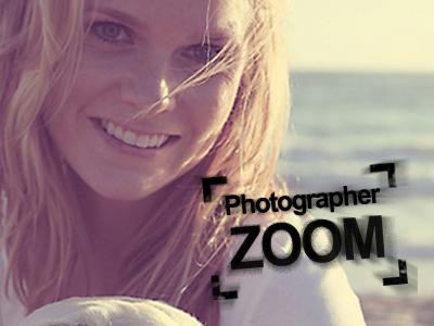 PhotographerZoom with ARIANE MOSHAYEDI