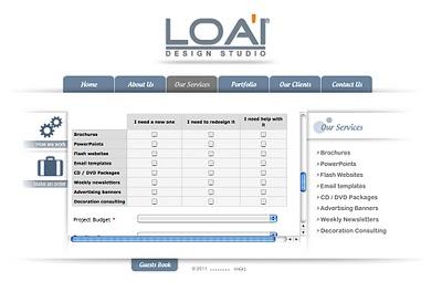 Wix Web Design Review - Loai Bassam