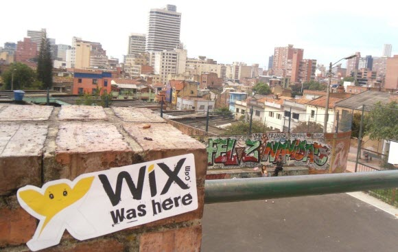 Wix Was Here photo contest