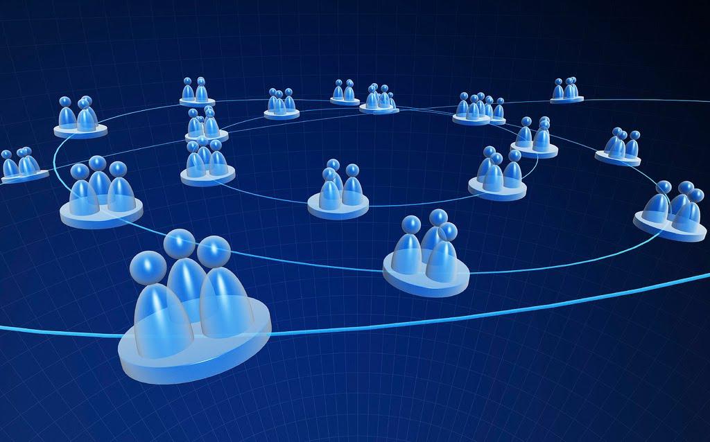 Redes Sociales por WebWizzary