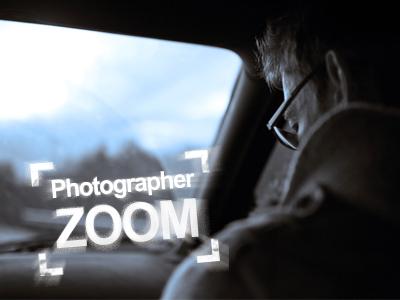 Photographer Zoom with Matthieu Guegan