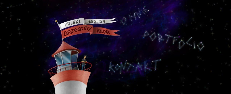 grzegorz kozak página web