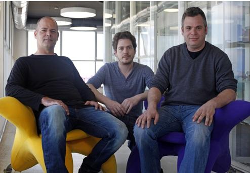 Co-Fundadores de Wix