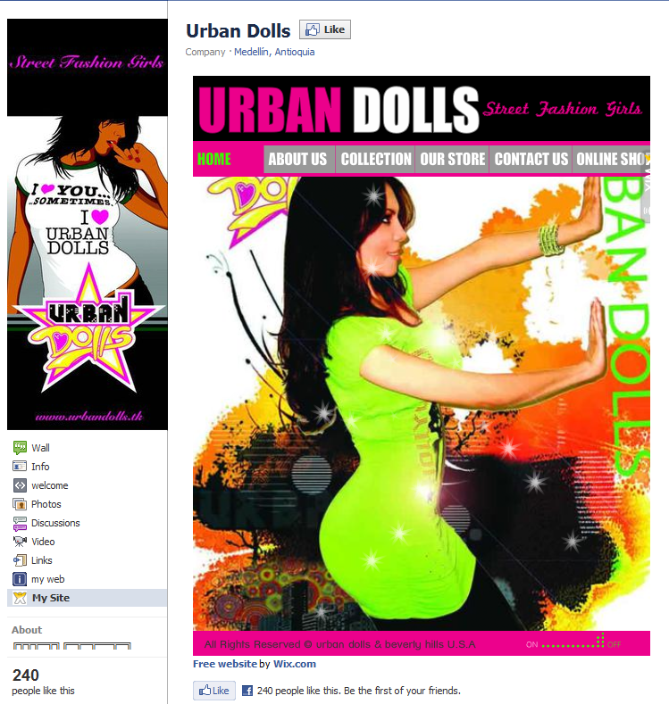 Urban Dolls