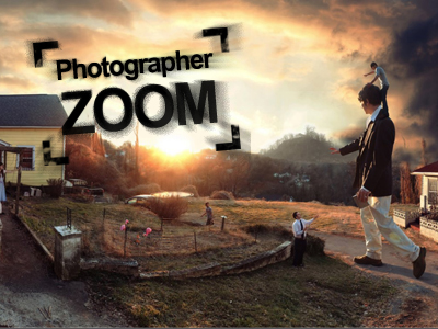 Photographer Zoom Tim Duggan