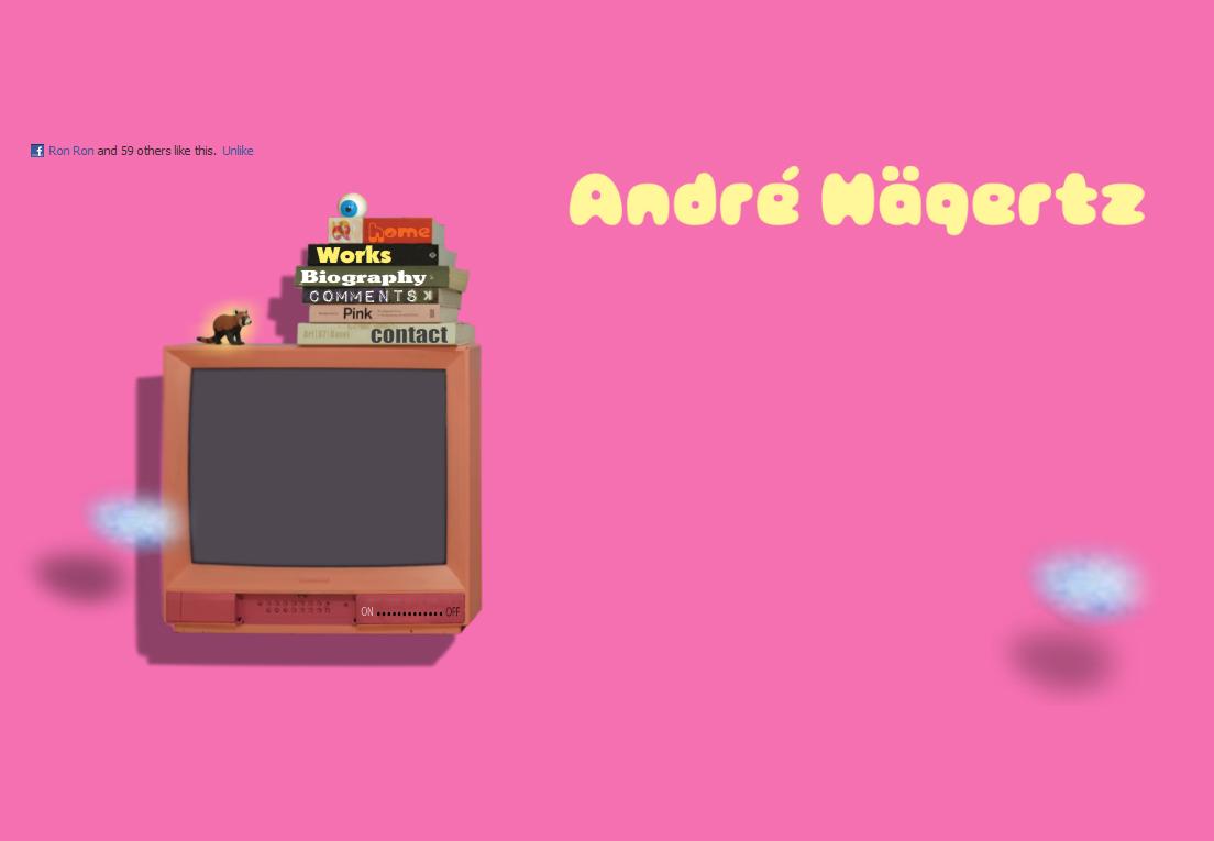 Wix Art Portfilio Showcase: Andre Hagertz