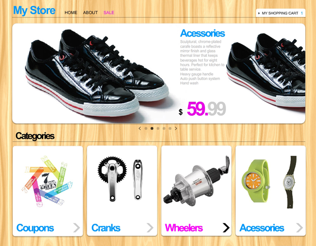 Mi tienda online