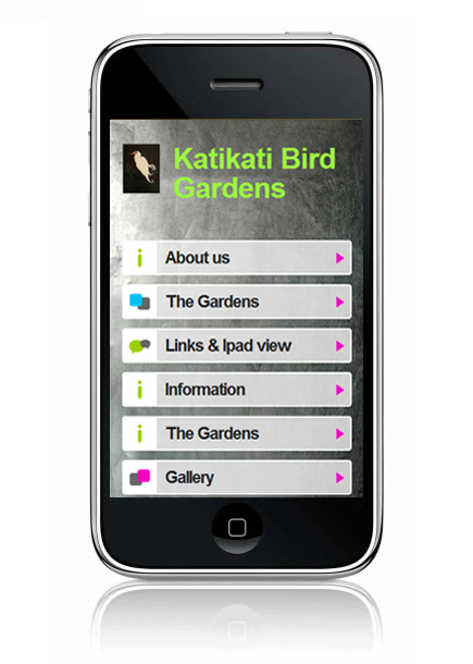 Katikati Birds Gardens