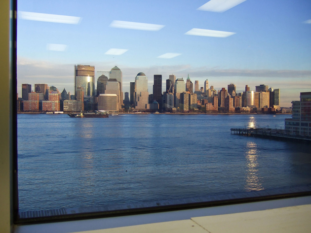 Manhattan view from Office. Photo from Dan DeLuca, Flickr