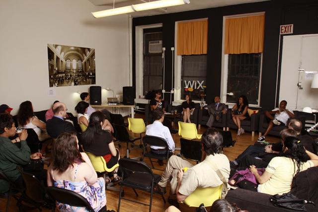 Internet Week Entrepreneurs Panel @WixLounge