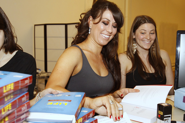 Jenny Blake's Book Launch