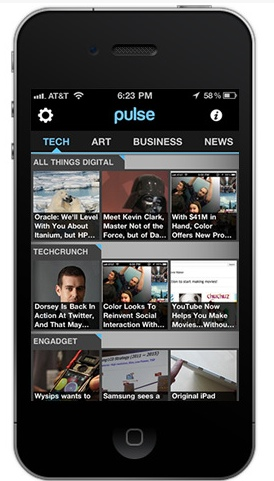 Pulse para iPhone