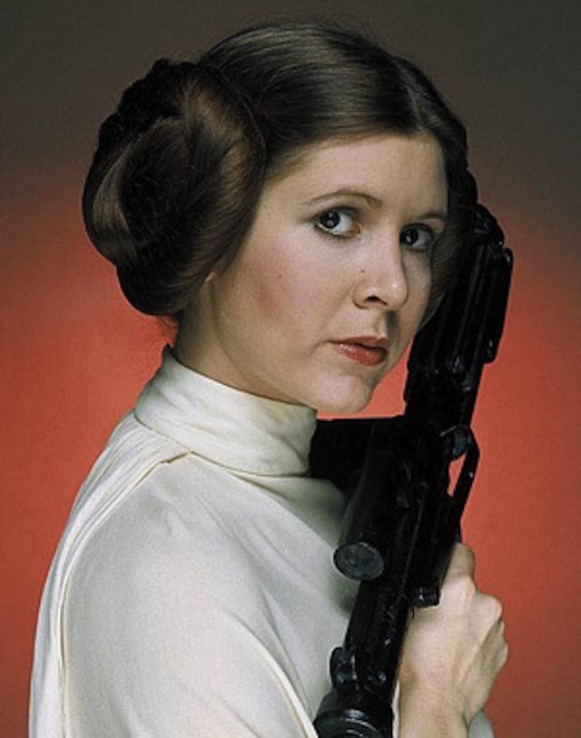Leia's Hair