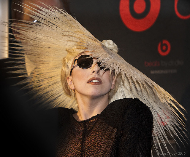 Lady Gaga's Hair