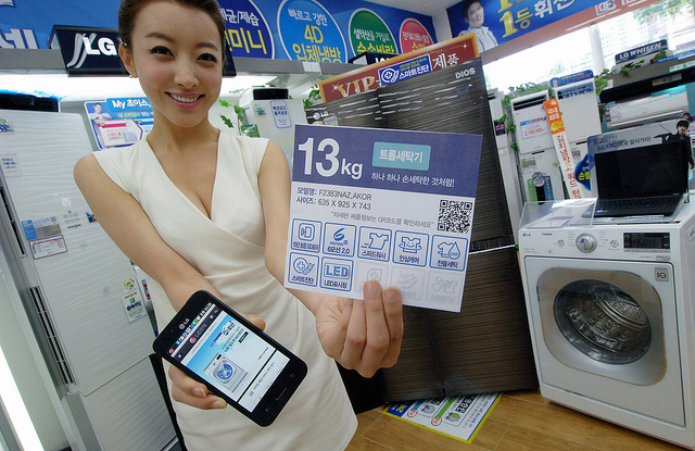 QR Codes to promote your business