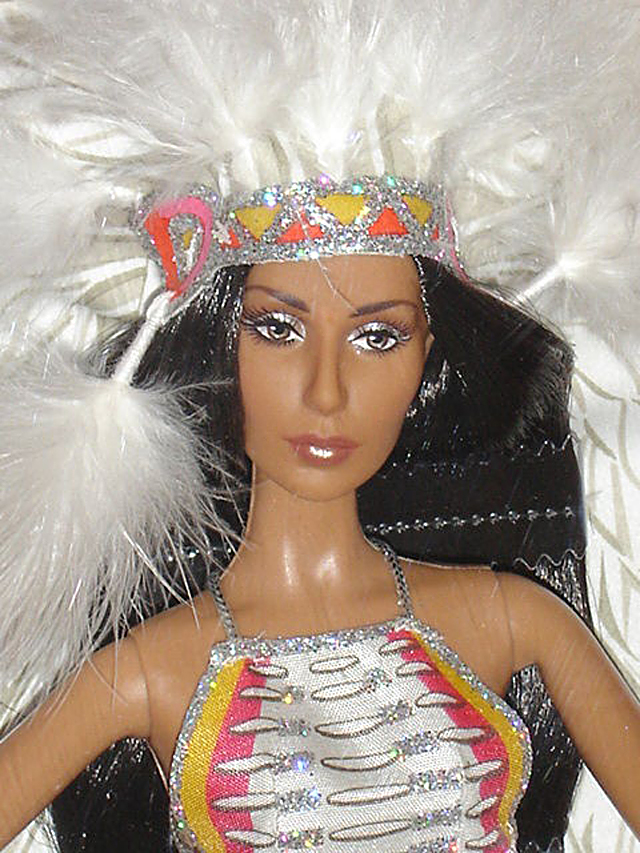 Cher's Barbie Doll