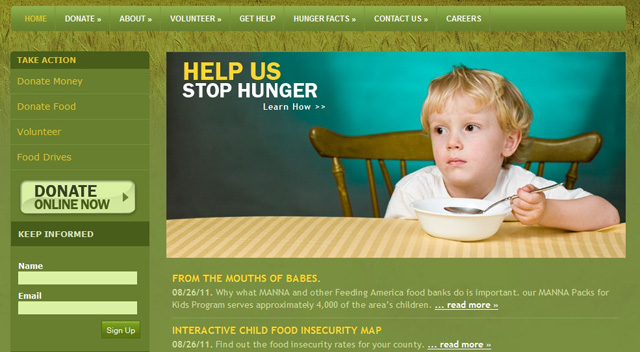 Help Stop Hunger