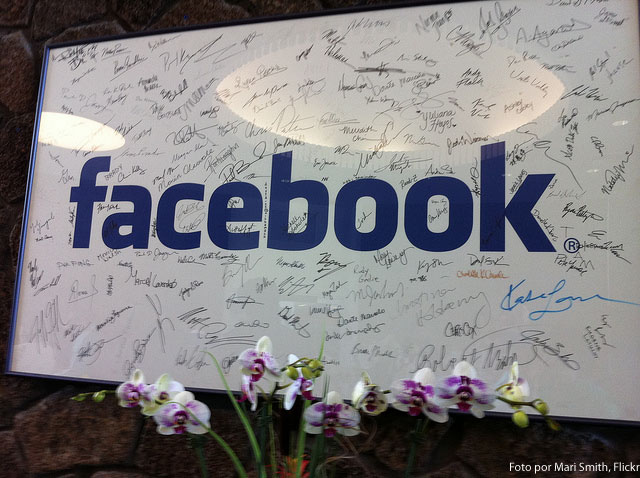 Facebook por Mari Smith, Flickr