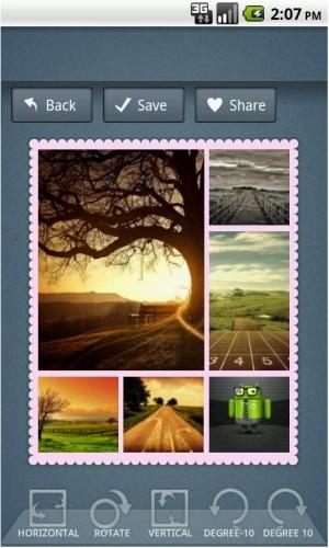 Aplicación Photogrid