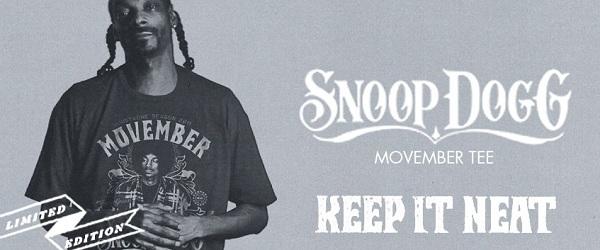 SnoopDog Movember