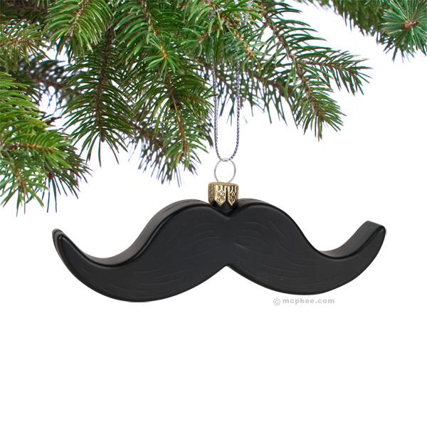 Mustache-Ornament