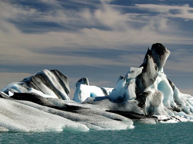 Photography Showcase: North Pole Glacier