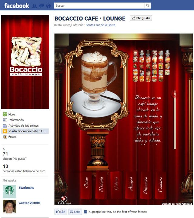 Bocaccio Café