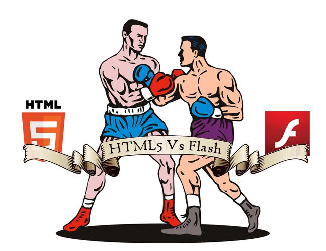 HTML vs Flash