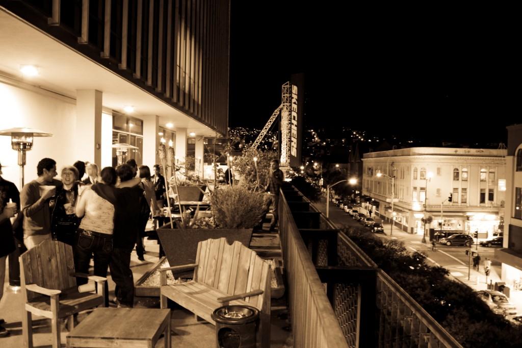 Wix Lounge San Francisco