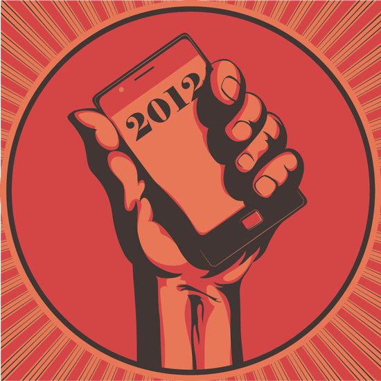 Mobile  2012: 5 Predictions for the New Year