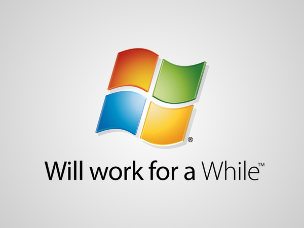 Windows Logo Parody