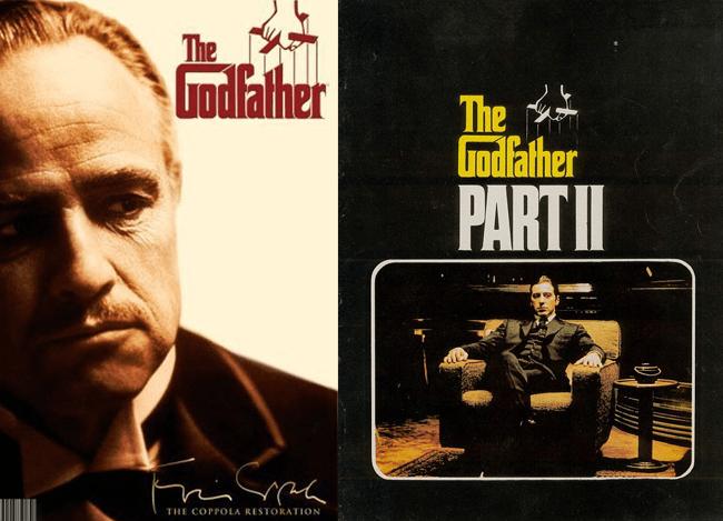 """""""Godfather"""" & """"Godfather II"""""""