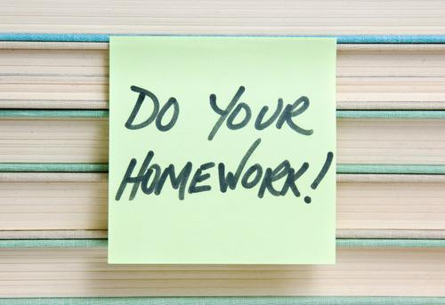 do your homework note