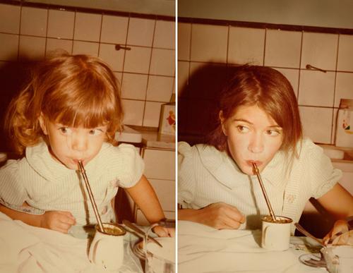 Violeta 1981 & 2011 Buenos Aires