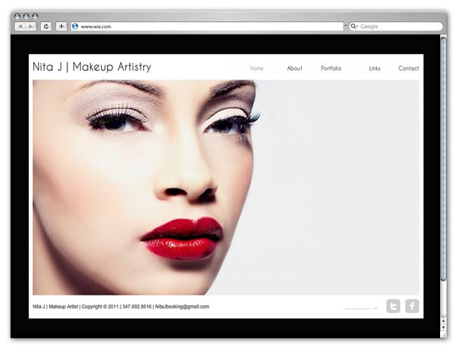 Nita J | Makeup Artistry