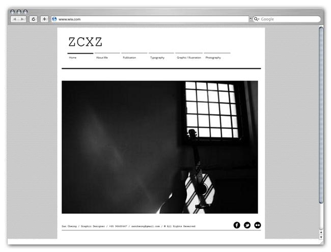 Zan Cheong / Graphic Designer