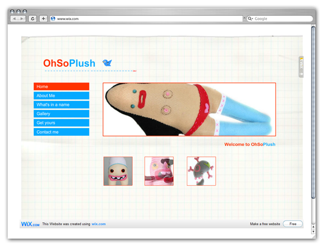 OhSoPlush | Collection of Plush Dolls