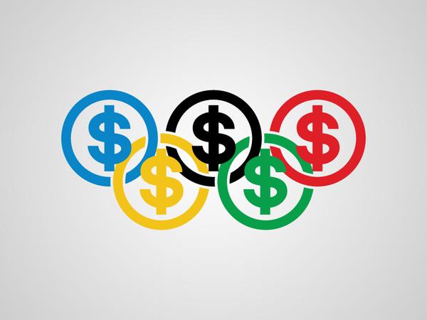 The Olympic Symbol parody