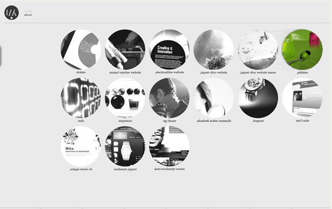 Mickaël Larchevêque | Interactive Designer