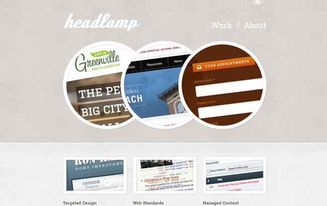 Headlamp Creative