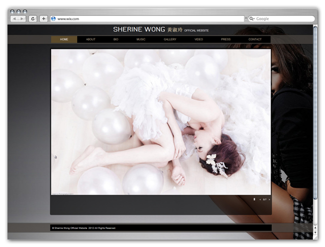 Sherine Wong | OFFICIAL WEBSITE