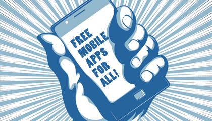 10 Free Mobile Apps You Don't Want to Miss