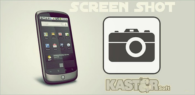 Android Apps for Screenshot