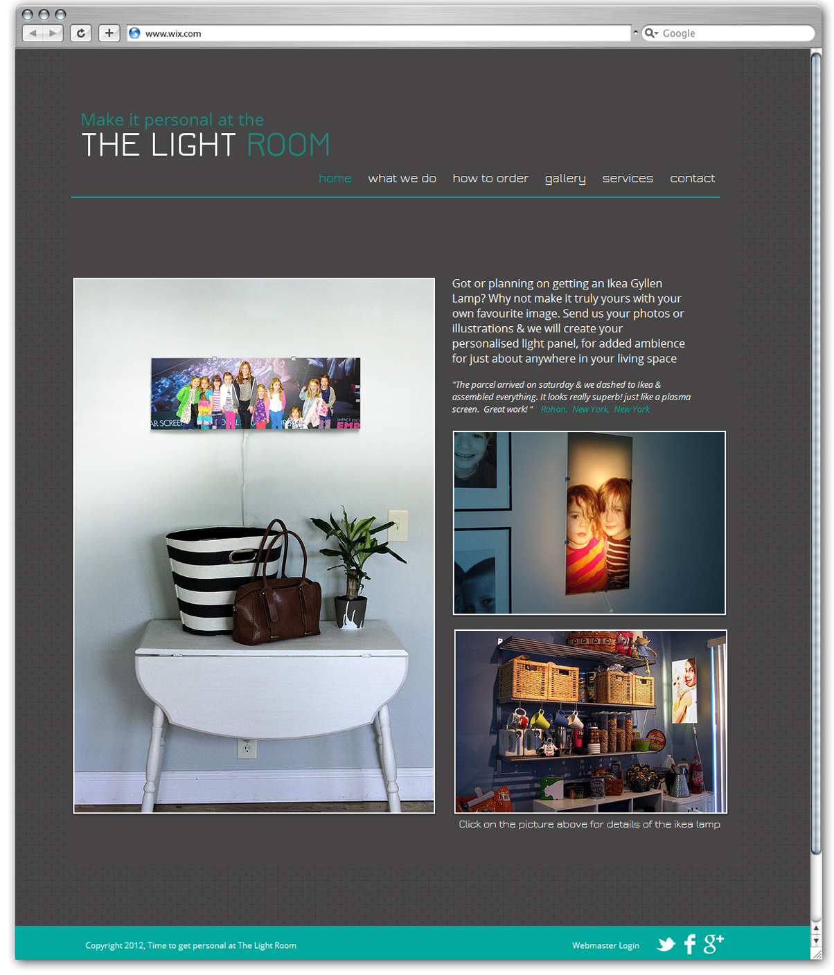 The Light Room Designs